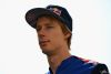 ABU DHABI, UNITED ARAB EMIRATES - NOVEMBER 25: Brendon Hartley of New Zealand and Scuderia Toro Rosso walks in the Paddock before the Abu Dhabi Formula One Grand Prix at Yas Marina Circuit on November 25, 2018 in Abu Dhabi, United Arab Emirates.  (Photo by Clive Mason/Getty Images)