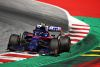 SPIELBERG, AUSTRIA - JUNE 30: Alexander Albon of Thailand driving the (23) Scuderia Toro Rosso STR14 Honda on track during the F1 Grand Prix of Austria at Red Bull Ring on June 30, 2019 in Spielberg, Austria. (Photo by Bryn Lennon/Getty Images)